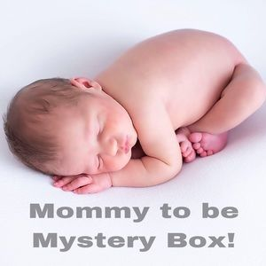 Small Mommy to be Mystery box!